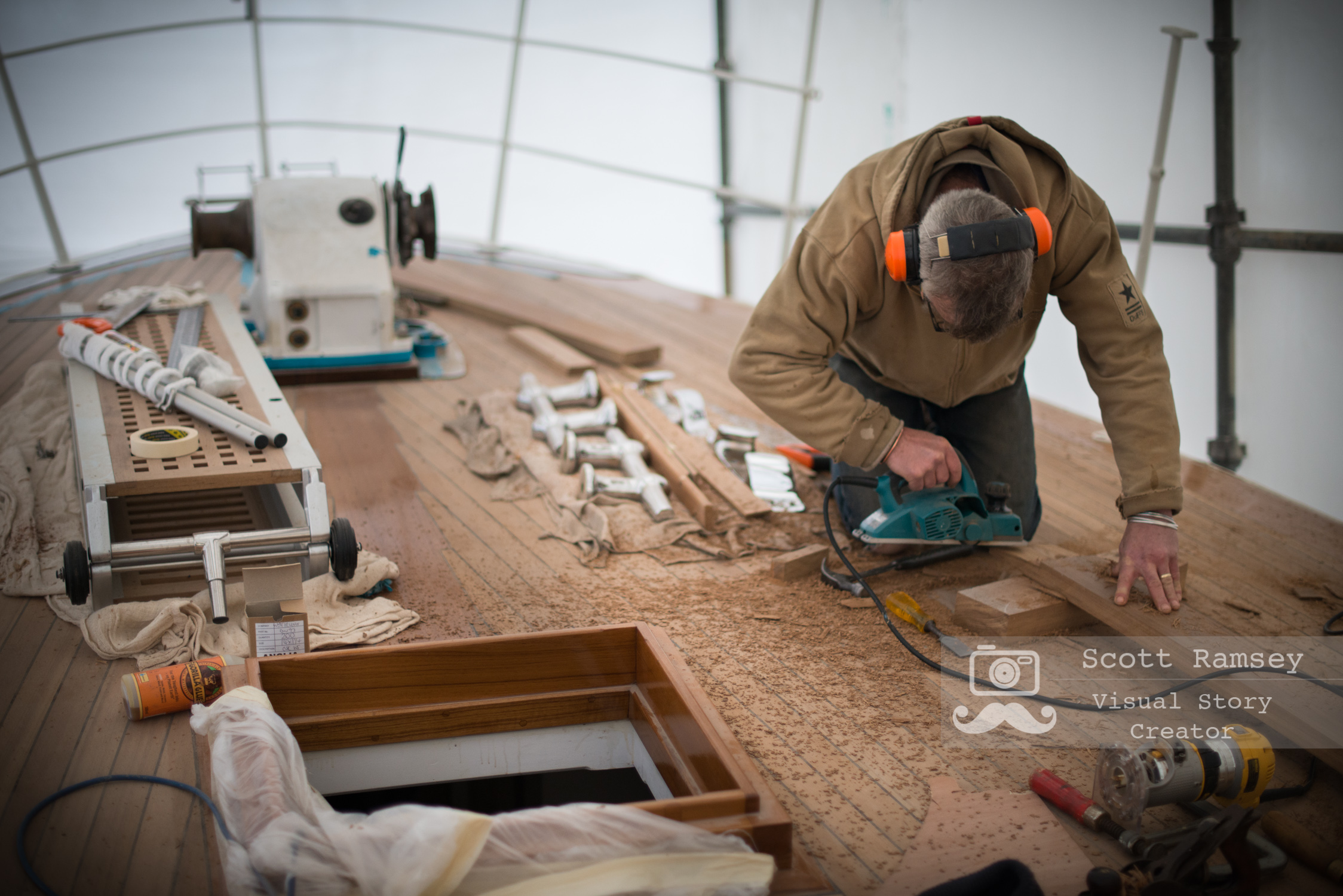 Stirling & Son Traditional Boat Builders Plymouth England 30