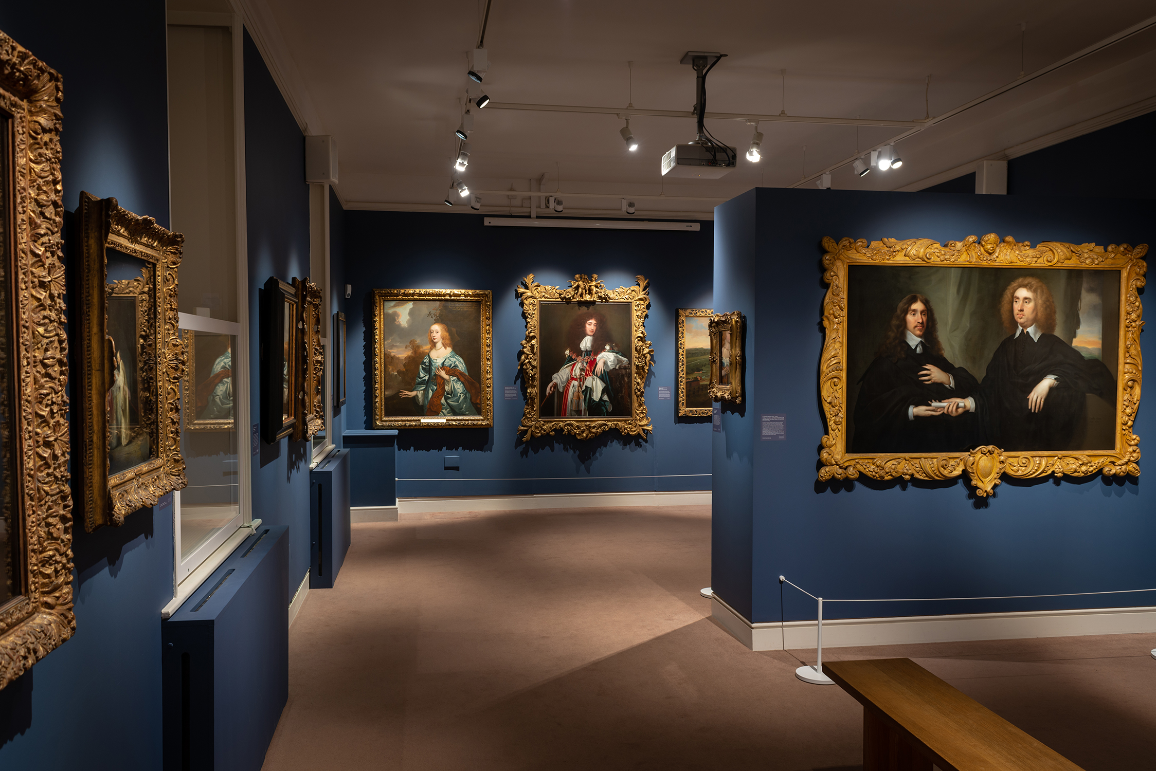 Petworth House Dutch Paintings Exhibition - I regularly cover photo assignments for the National Trust and early this year I was commissioned to photograph the Prized Possessions exhibition at Petworth House.