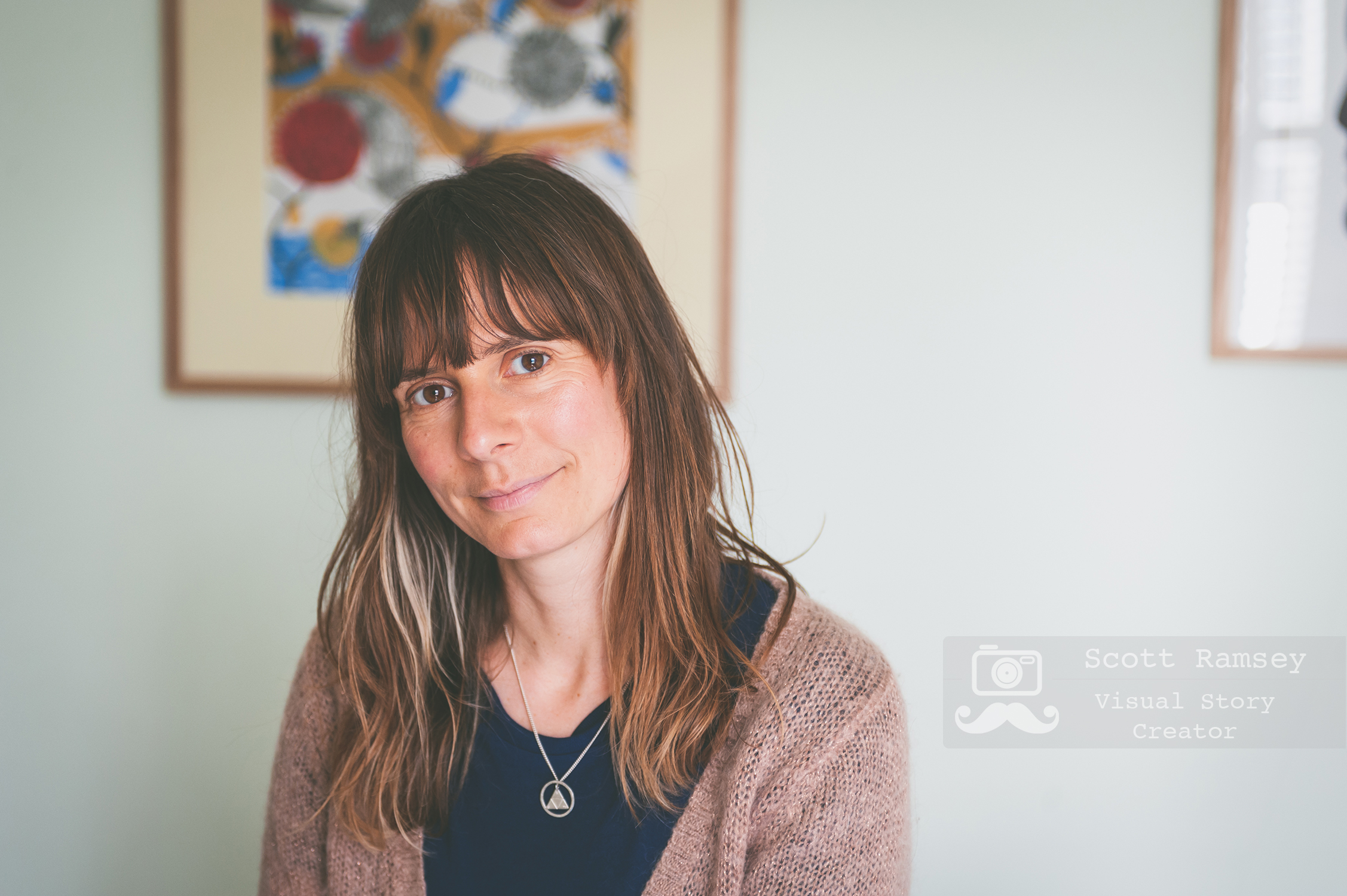 Hannah Watkins Biodynamic Craniosacral Therapist photographed By Brighton Commercial Photographer Scott Ramsey © 2019