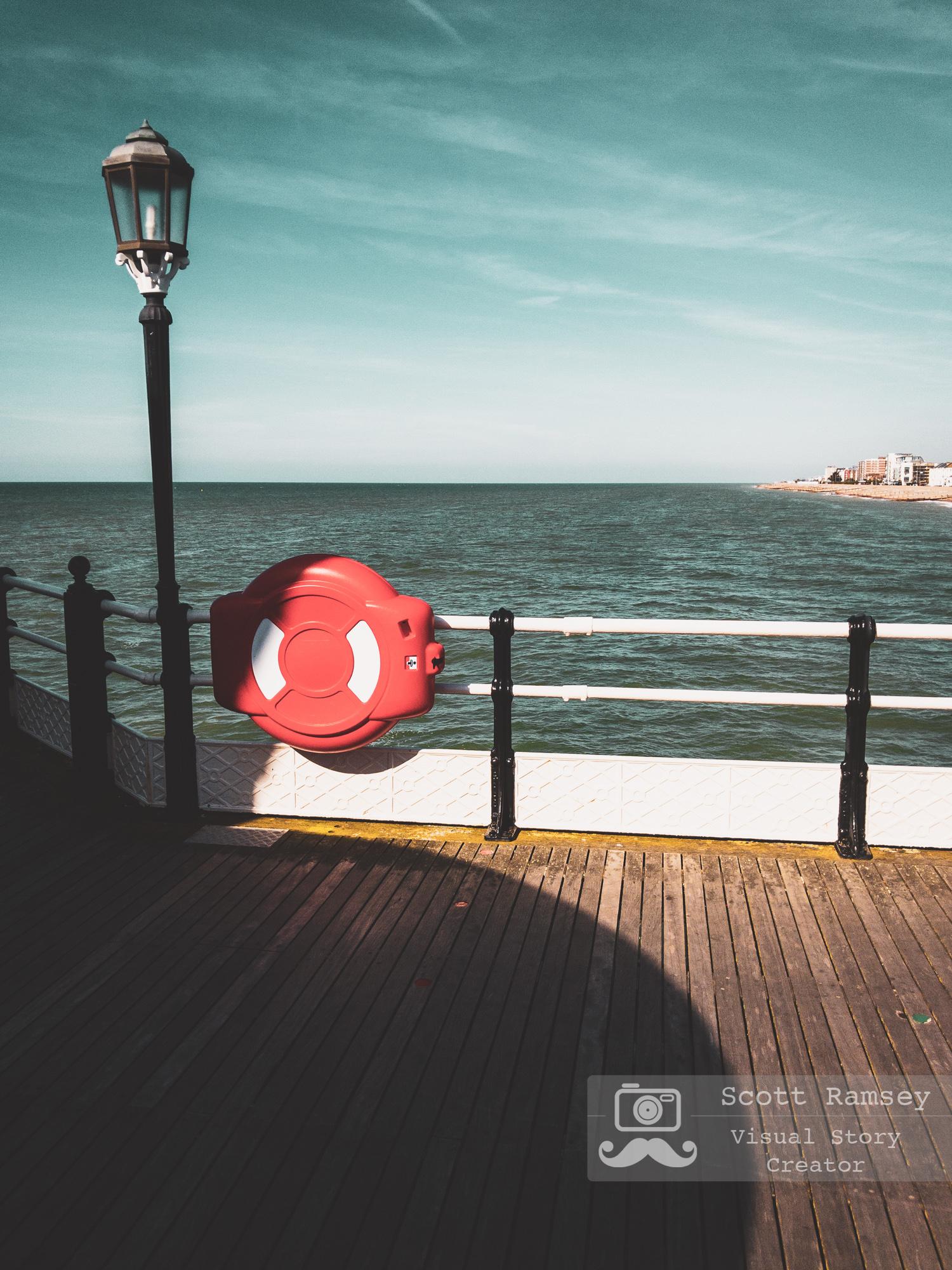 Travel English Coast Photography
