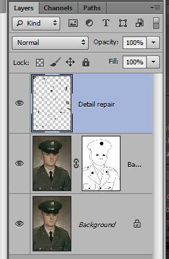 detail repair