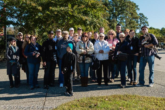 Our walkers from last year's Worldwide Photowalk.