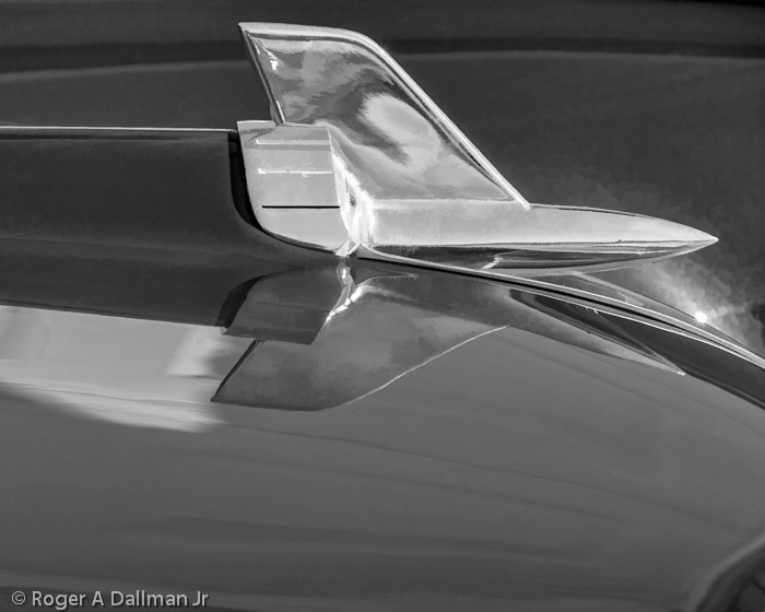 I won't forget that this '57 Chevy was in Sierra Vista, AZ, because I've entered the data into the  Metadata  section of Lightroom.
