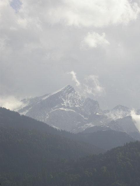 Zugspitze-Starting point