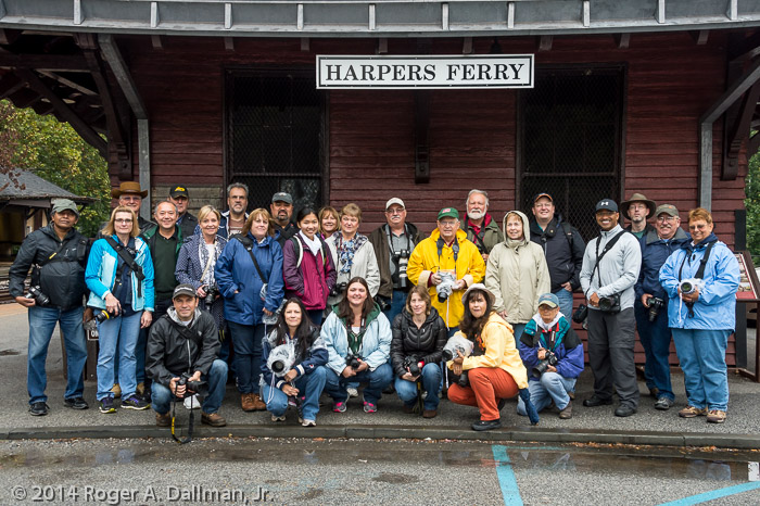 Our group for the 2014 Worldwide Photowalk