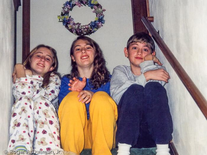 Kids, back in 1997