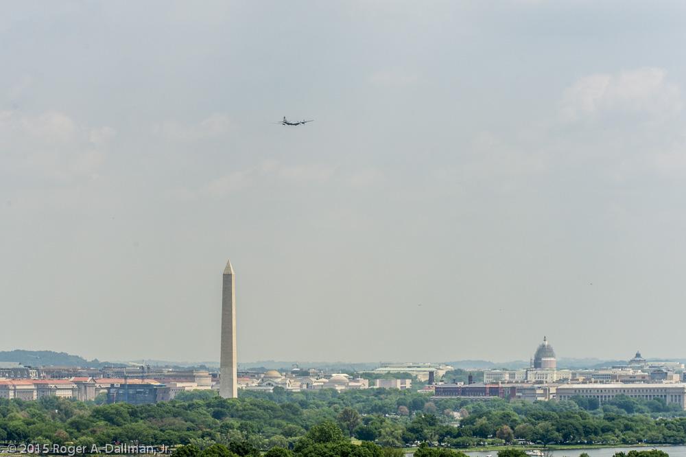 B-29 over D.C.