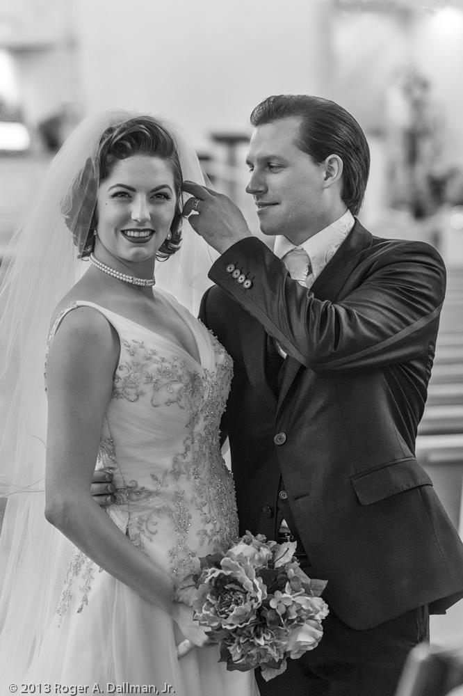 A day with renown wedding photographer, David Ziser