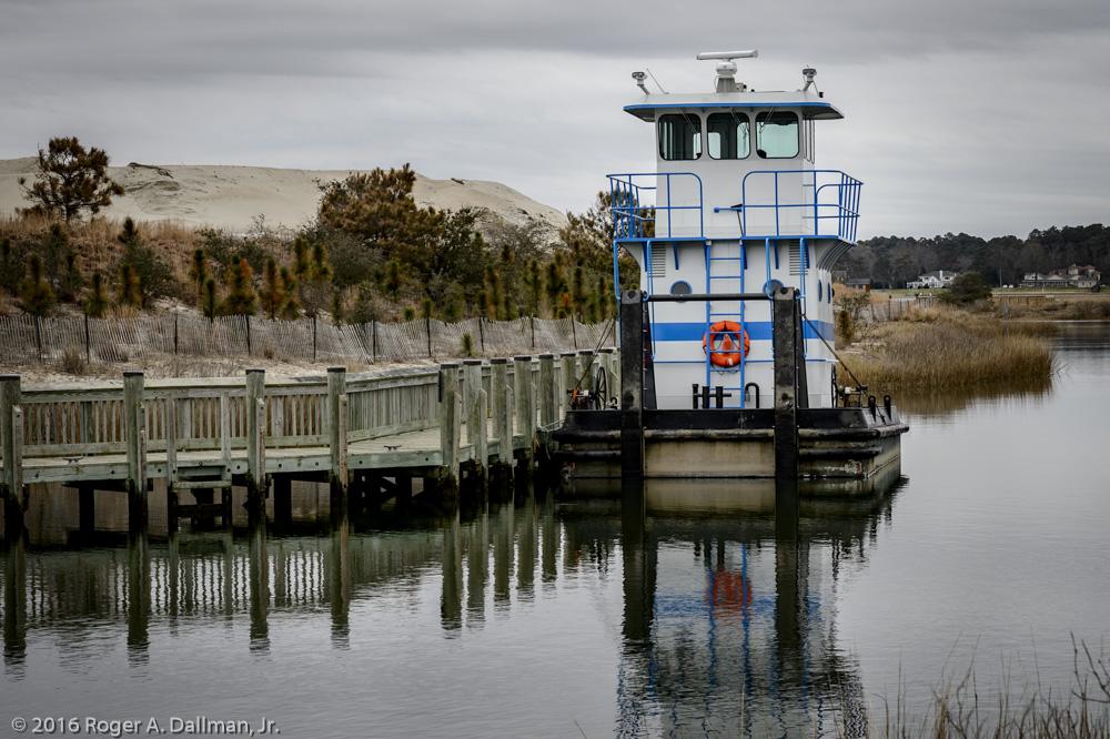 Barge Tug, in Virginia Beach