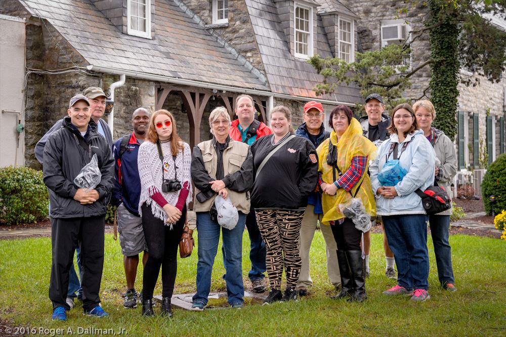 Our Shepherdstown, WV, Photowalk Group
