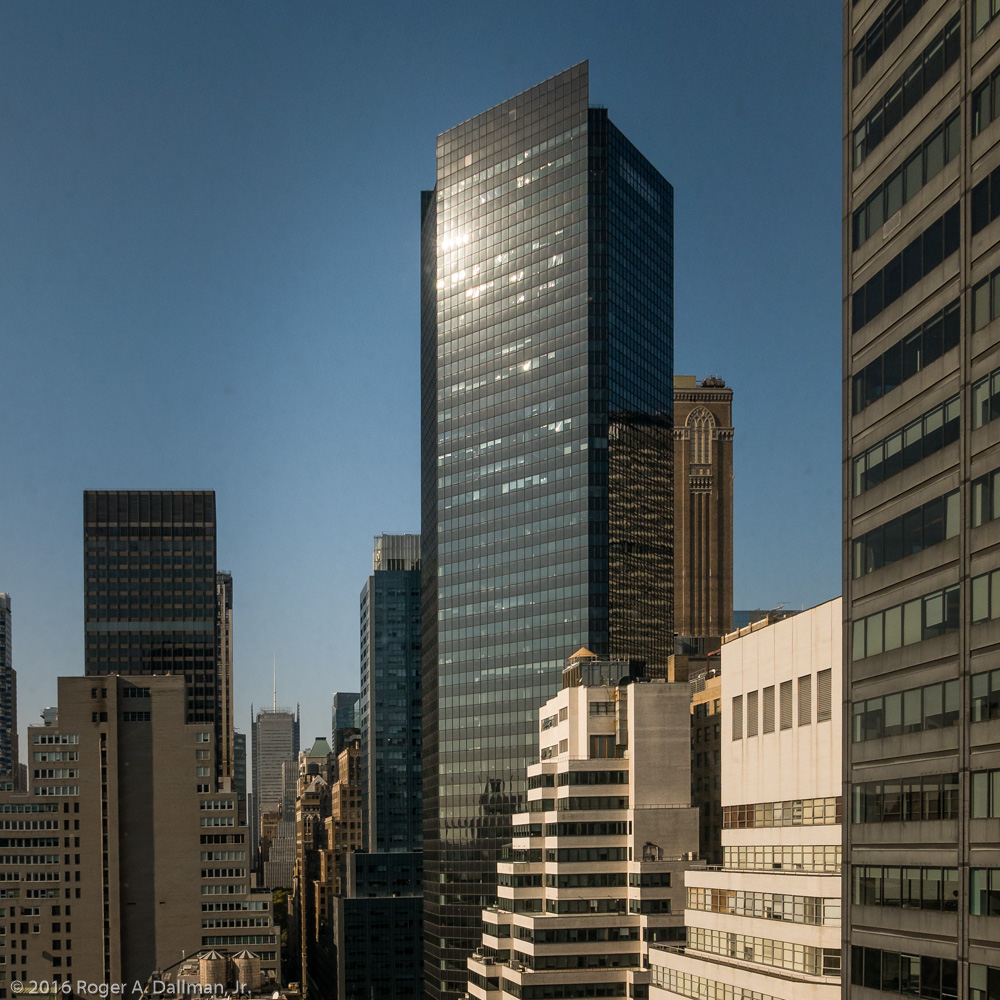 New York City, with the Lumix