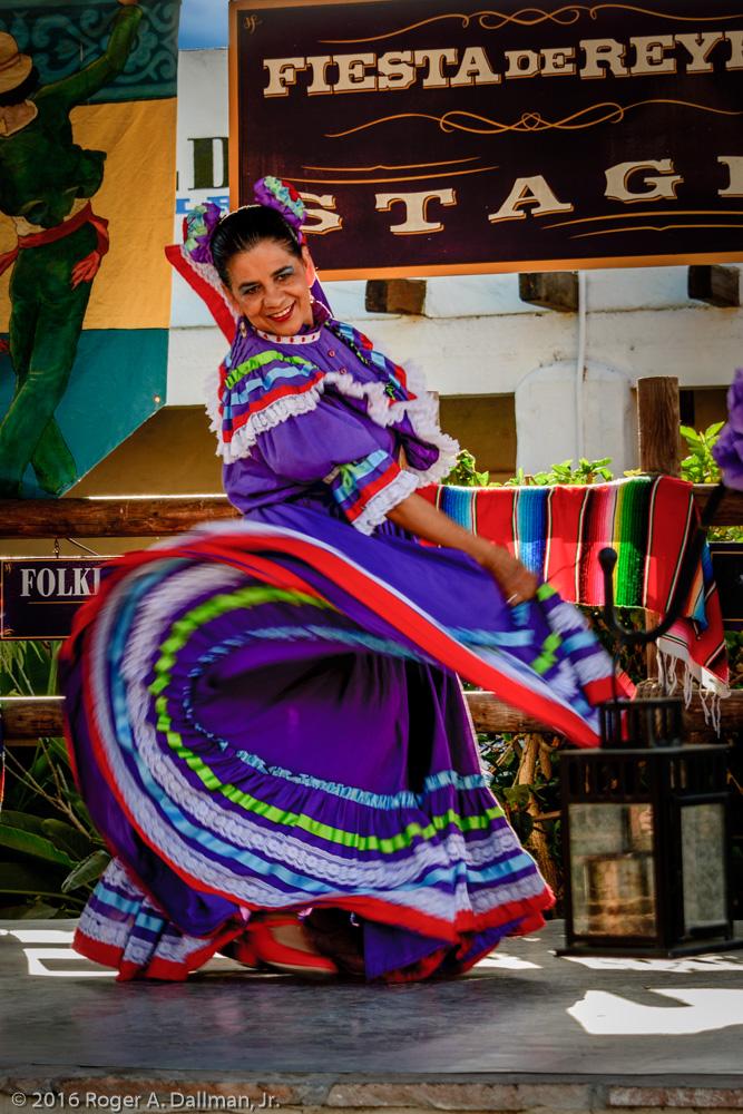 Dancer, in San Diego