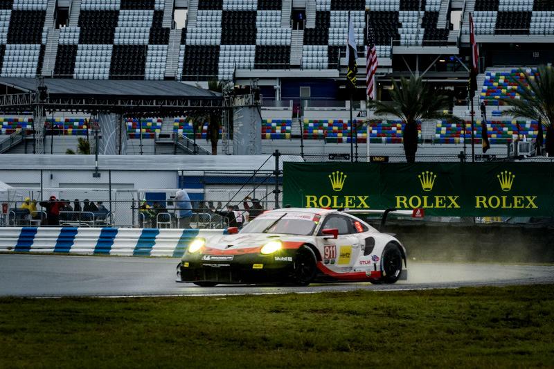 Porsche 911 RSR, GT LeMans class
