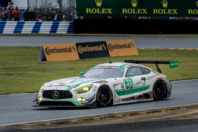 Mercedes AMG GT3, GT Daytona class