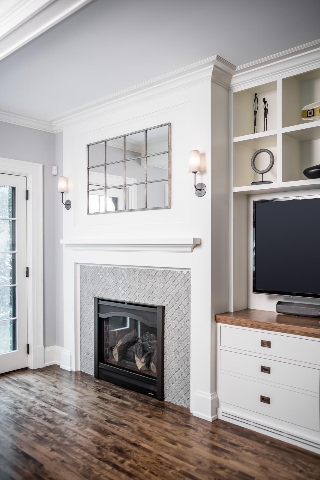 Lowery Hill Renewed Fireplace