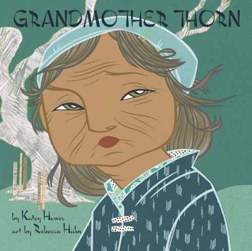 Grandmother Thorn  is available now. Click the cover for more information.
