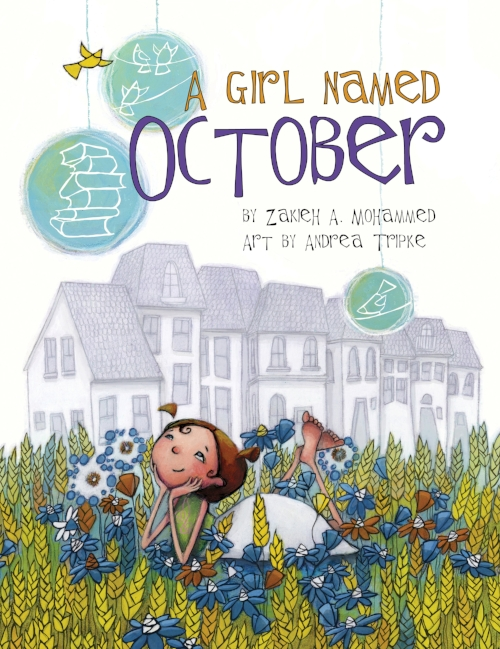 A Girl Named October  is available now. Click the cover for more information.
