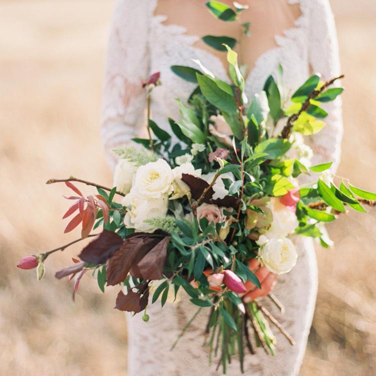 Wild Prairie Bouquet by Sprout Floral Design