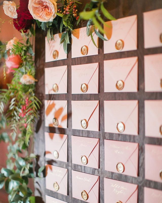 @westcottweddings bringing her A game to the escort display once again! Captured beautifully by @bendthelight. . Image: @bendthelightphoto Styling/Planning: @westcottweddings Florals: @sproutflowers Paper Goods: @boardingschoolco Venue: @thehotelemma . . . . . #sproutweddings #webelieveinbeauty #hillcountrywedding #austinweddings #sanantonioweddings #weddingflowers #weddingdesign #fineartwedding #fineartflorist #fineartflowers #floraldesign #flowersofinstagram #flowergram #flowerstagram #floweroftheday #flowerstalking #floralstudio #realwedding #weddinginspiration #escortdisplay #weddingpaper #waxseal #calligraphy