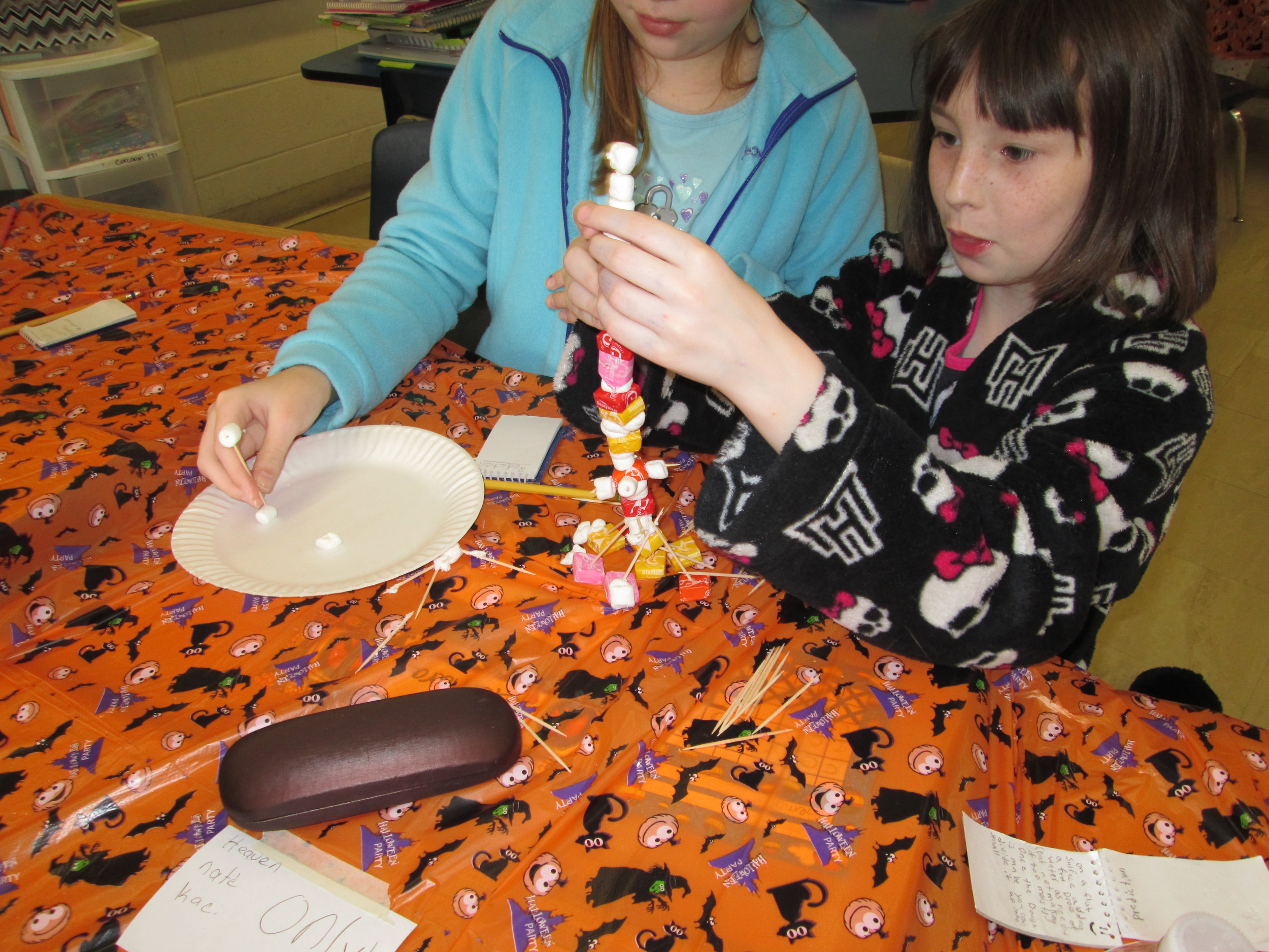 """g4g Day@New York 2014 – Launch with """"Trick-or-treat for Science""""!"""