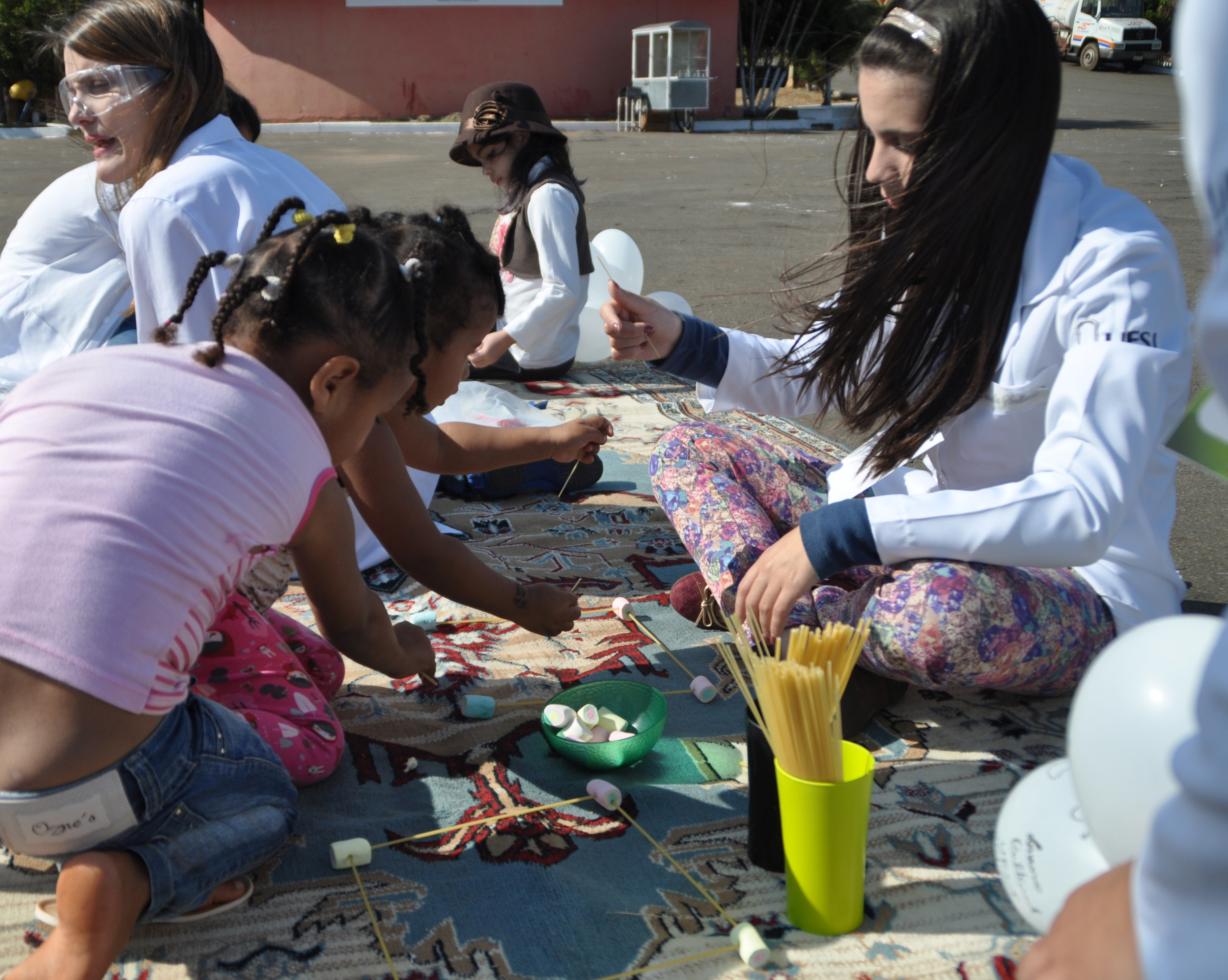 g4g in the community@Ouro Branco, Brazil 2014