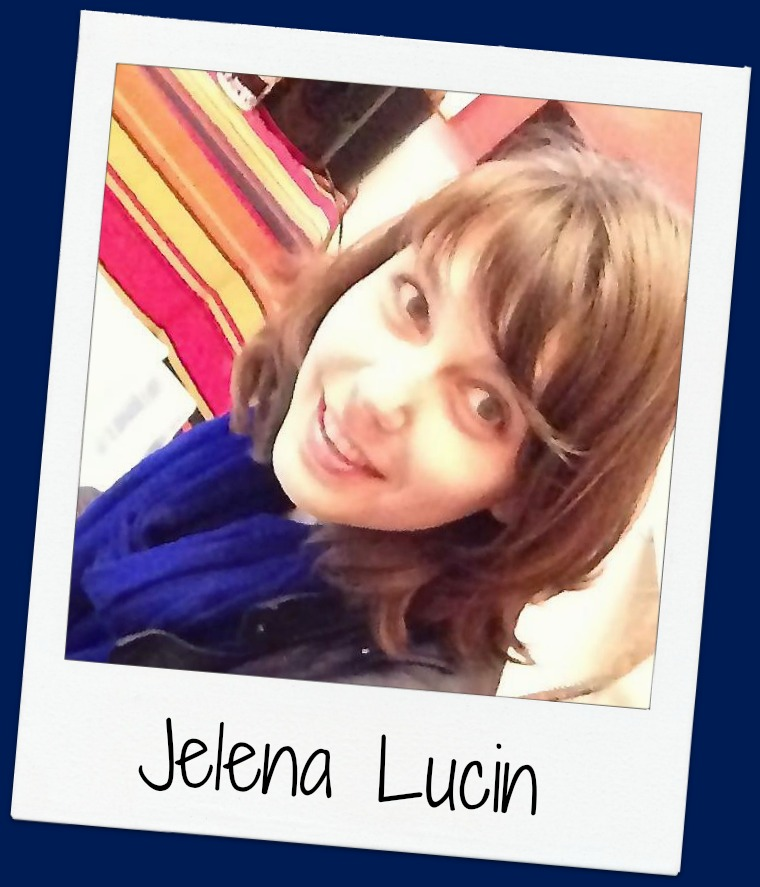 Jelena Lucin is our Project Manager & Science Advisor in Brussels HQ. From global communications & event coordinating, she manages various g4g internal projects, creates science workshops, supervises our lovely young interns and ambassadors and loves to lead the DNA workshop across the globe!She loves all things science,but what really gets her going is studying the core of all living things... the molecules of life!  Get in contact with here here!