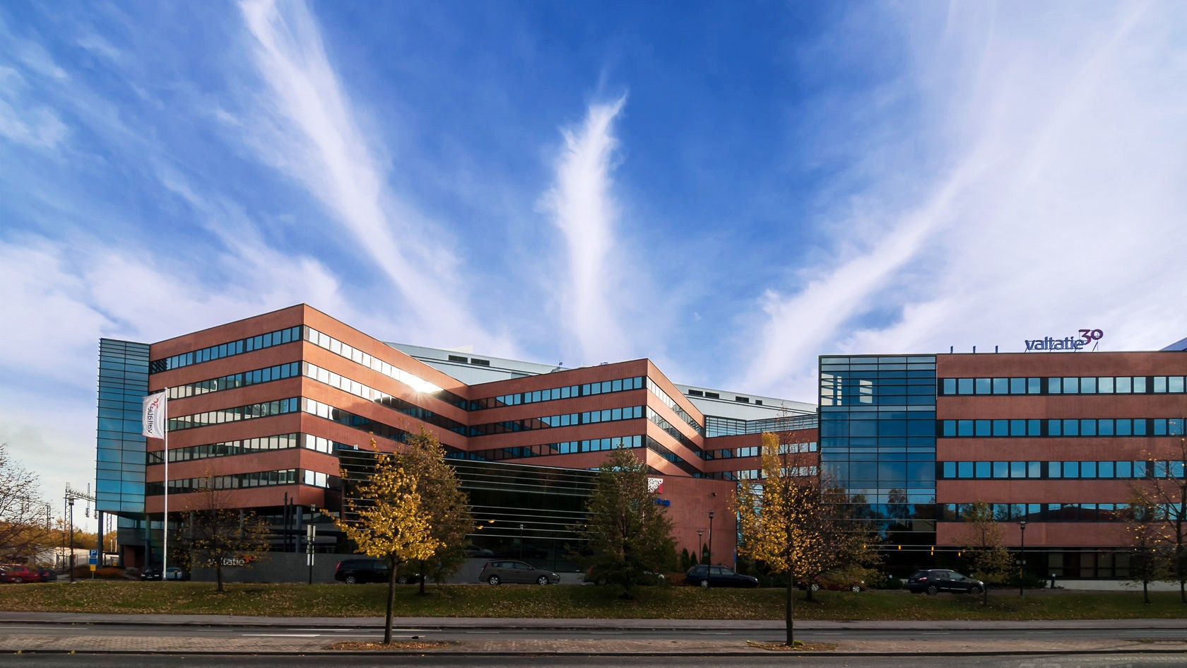 Take a peek at our high-tech venue at Nokia Tampere!