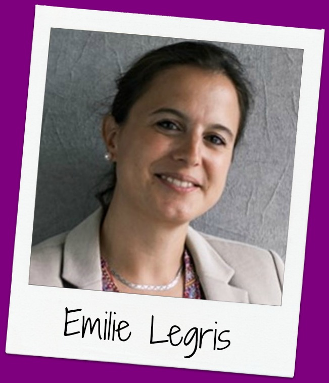 "Emilie Legris, EMEA Internal Communications manager at Rockwell Automation. She sees partnering with Greenlight for Girls a unique way to bring the ""outside in"" and create positive energy among the Rockwell Automation employees."