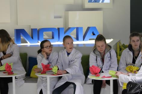 3-city launch g4g Day @Finland Mar. 2017   In March, Nokia and g4g started off their partnership by bringing the science fun to  Espoo ,  Oulu  and  Tampere . We inspired over 400 girls and all 3 cities are preparing for their 2nd annual g4g Day in 2018.
