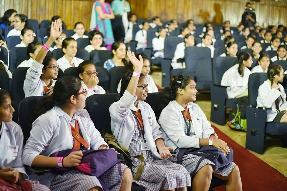 g4g Day @Mumbai Nov. 2017    In Mumbai we didn't just have a g4g Day... but a g4g Week! During this period, over 1300 girls experienced fun, interactive workshops related to STEM!