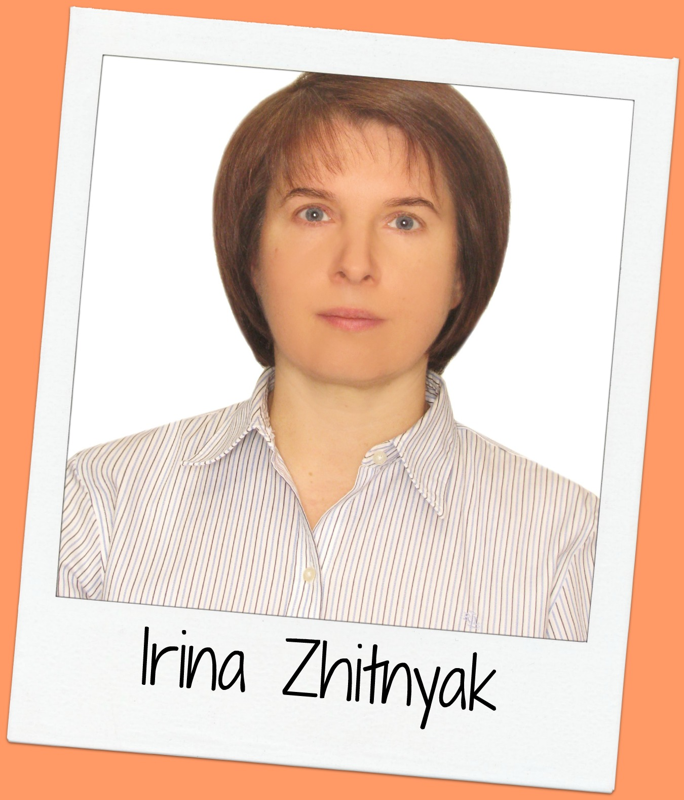 Irina considers herself a lucky individual to combine passion for math with day to day job as Finance Director