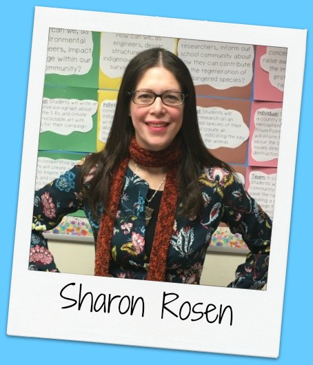 """Sharon Rosen  currently works with educators from across New York City to help them design and implement innovative magnet programs that integrate STEM competencies across the curriculum. Before beginning her career with the New York City Department of Education, Sharon toured the United States with a small theater company where she worked as an actress and teaching artist to write, produce and perform original material. When she is not working with Magnet schools, Sharon enjoys going to the theater, rooting for the NY Mets, and """"nerding out"""" with Scrabble, Wordscapes, and the New York Times Crossword Puzzle. Sharon had a blast working with G4G in 2017, and she is excited to work with them again this year!"""