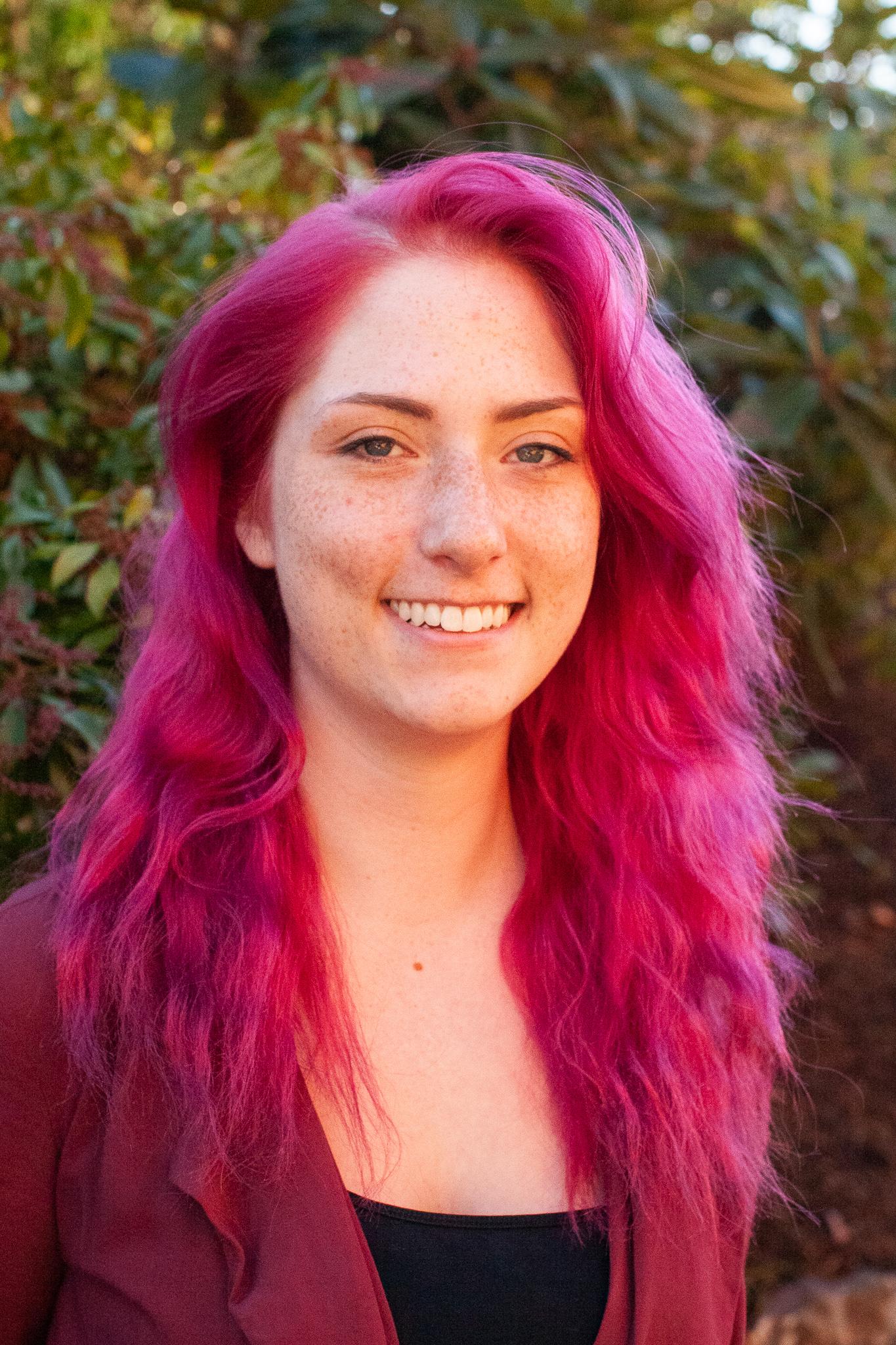 Victoria Robinson, Intake Lead