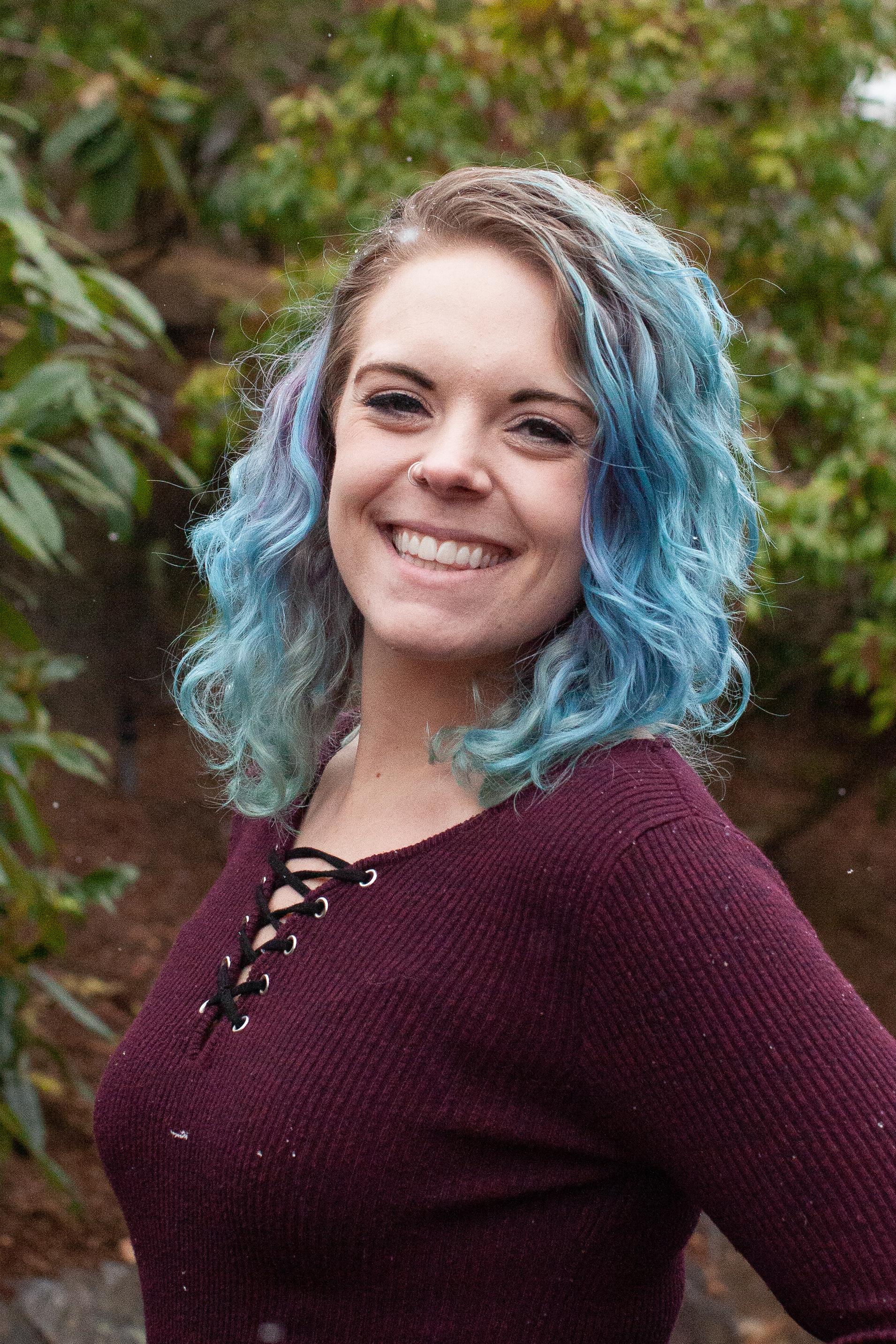 Elysha Kibler, Intake Coordinator