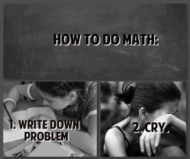 Step 3 is SOoo hard.