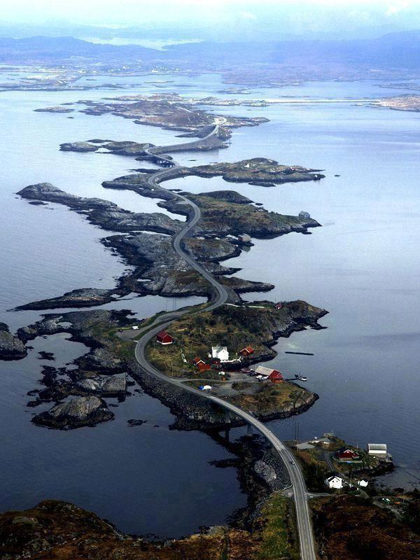 要和你去的地方第二號。挪威