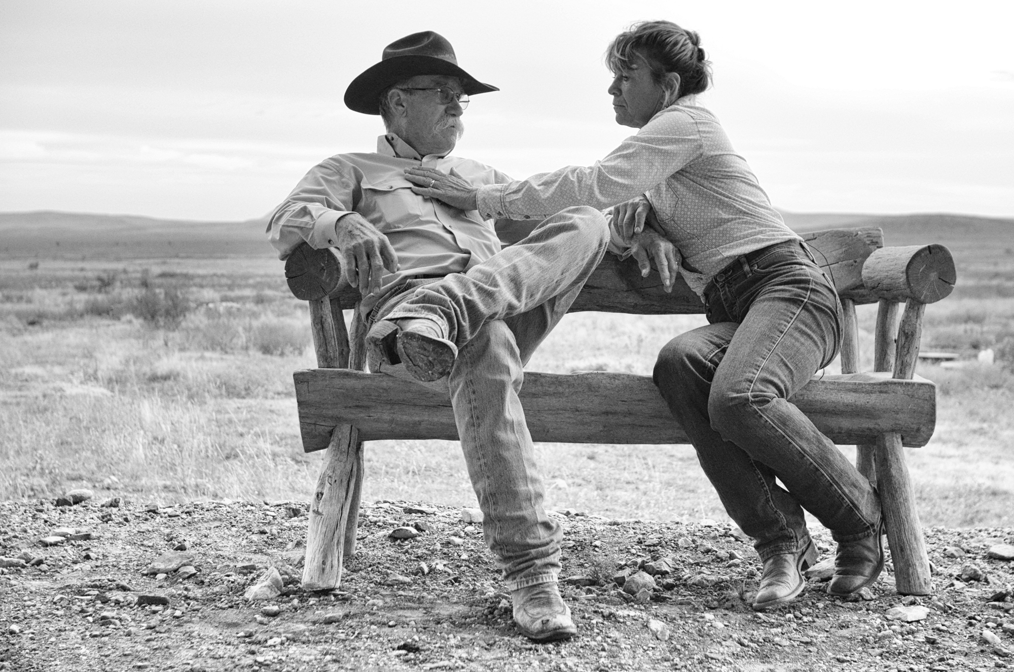 Joel and Sylvia Nelson, land owners on the route of the pipeline, bear a heartfelt connection to the land and fear the pipeline could destroy what is most special about it. They were among the first ranchers to stand in opposition to the pipeline.