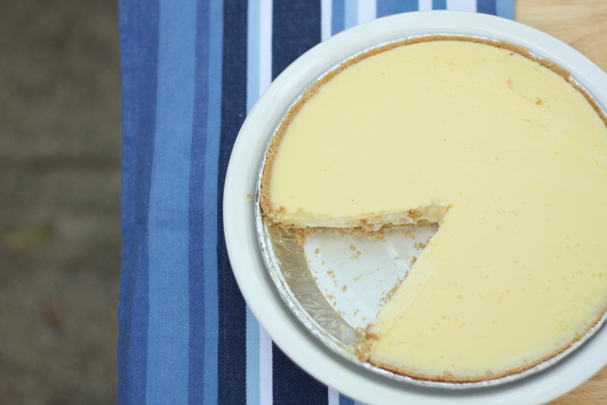 A Classic Key Lime Pie Recipe