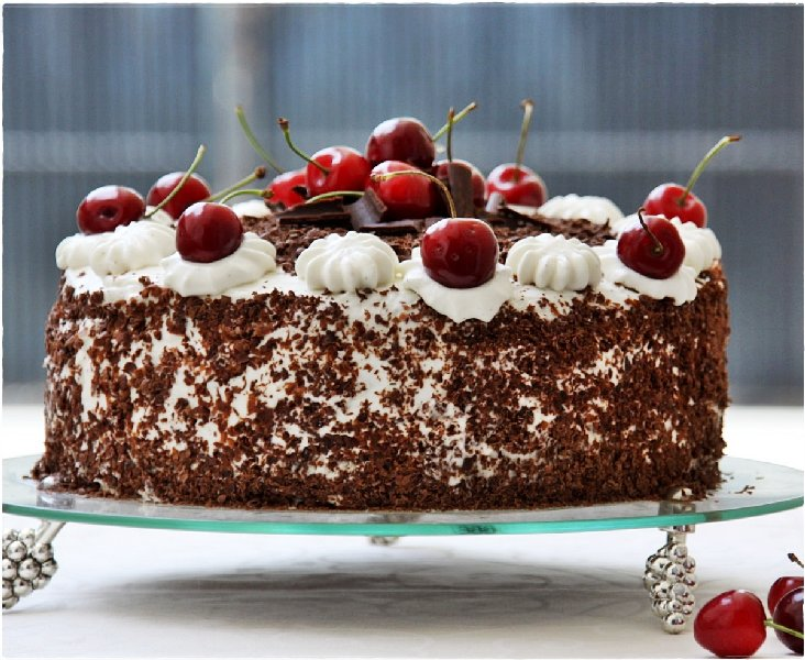 A Chocolate Lovers Black Forest Cake Recipe