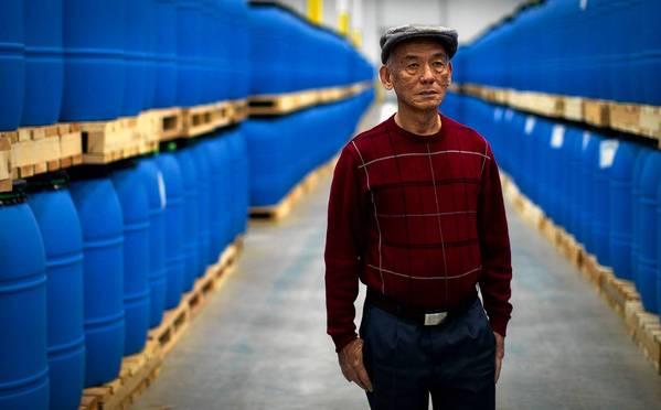 David Tran, founder of Huy Fong Foods Inc.