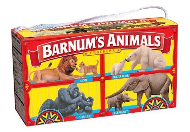 n Animal Cracker Birthday