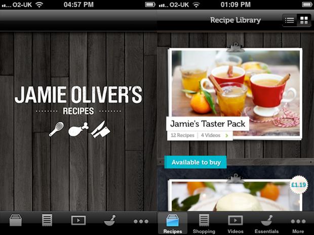 op 10 Recipes APPS