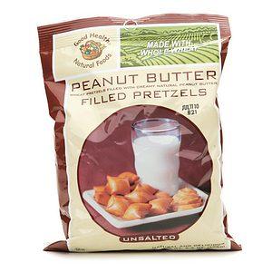 Peanut Butter & Pretzels