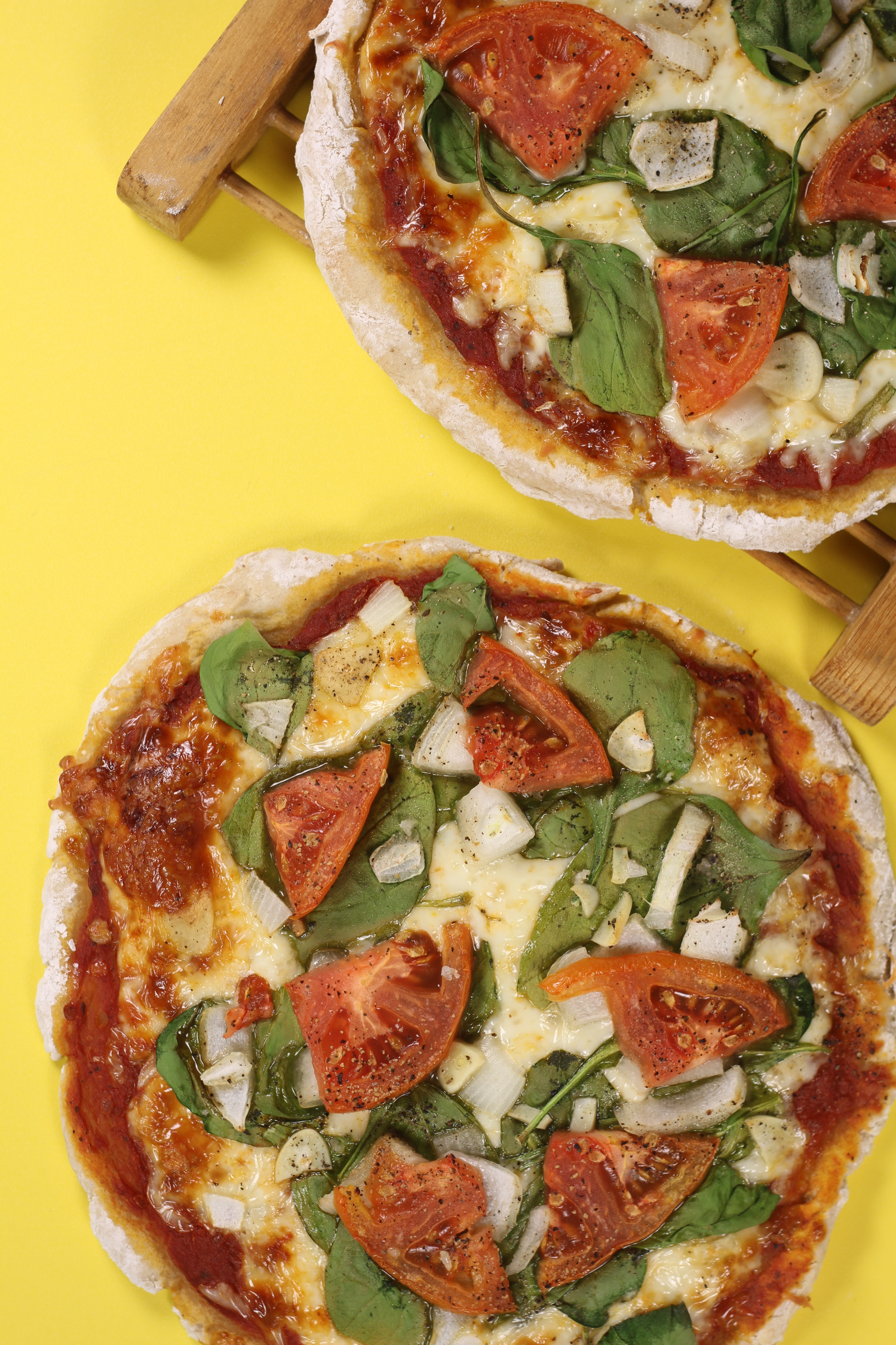 A Super Simple Pizza
