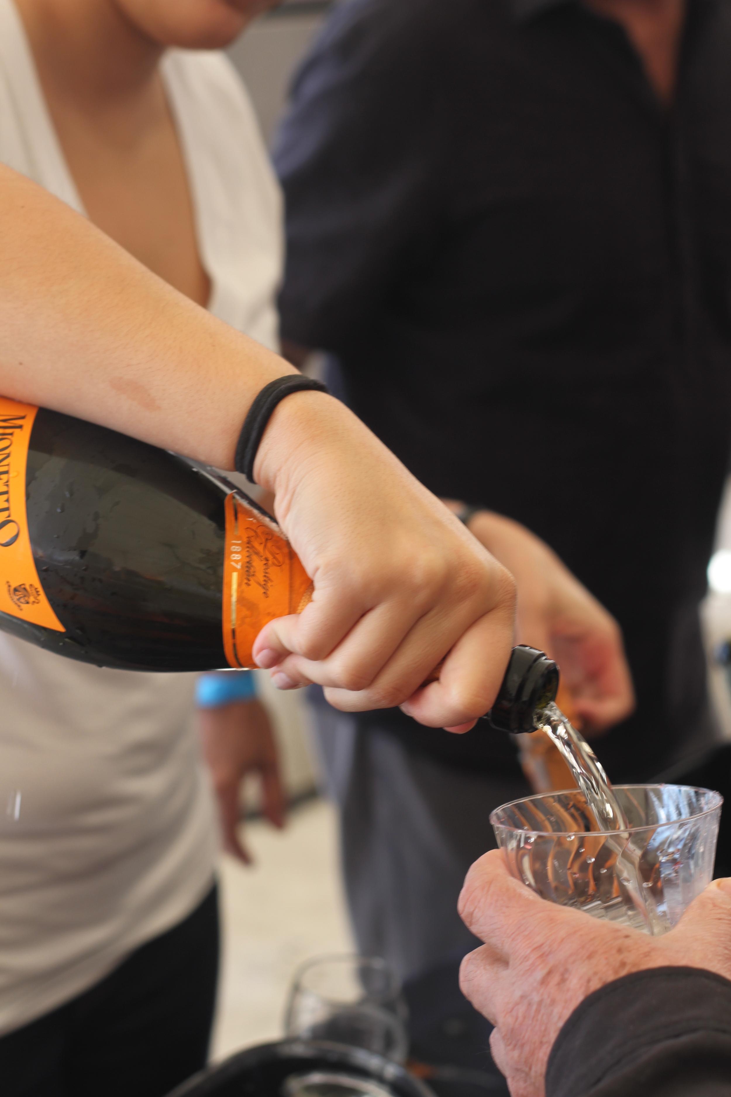 Sun, Fun, Food - Mionetto Champagne