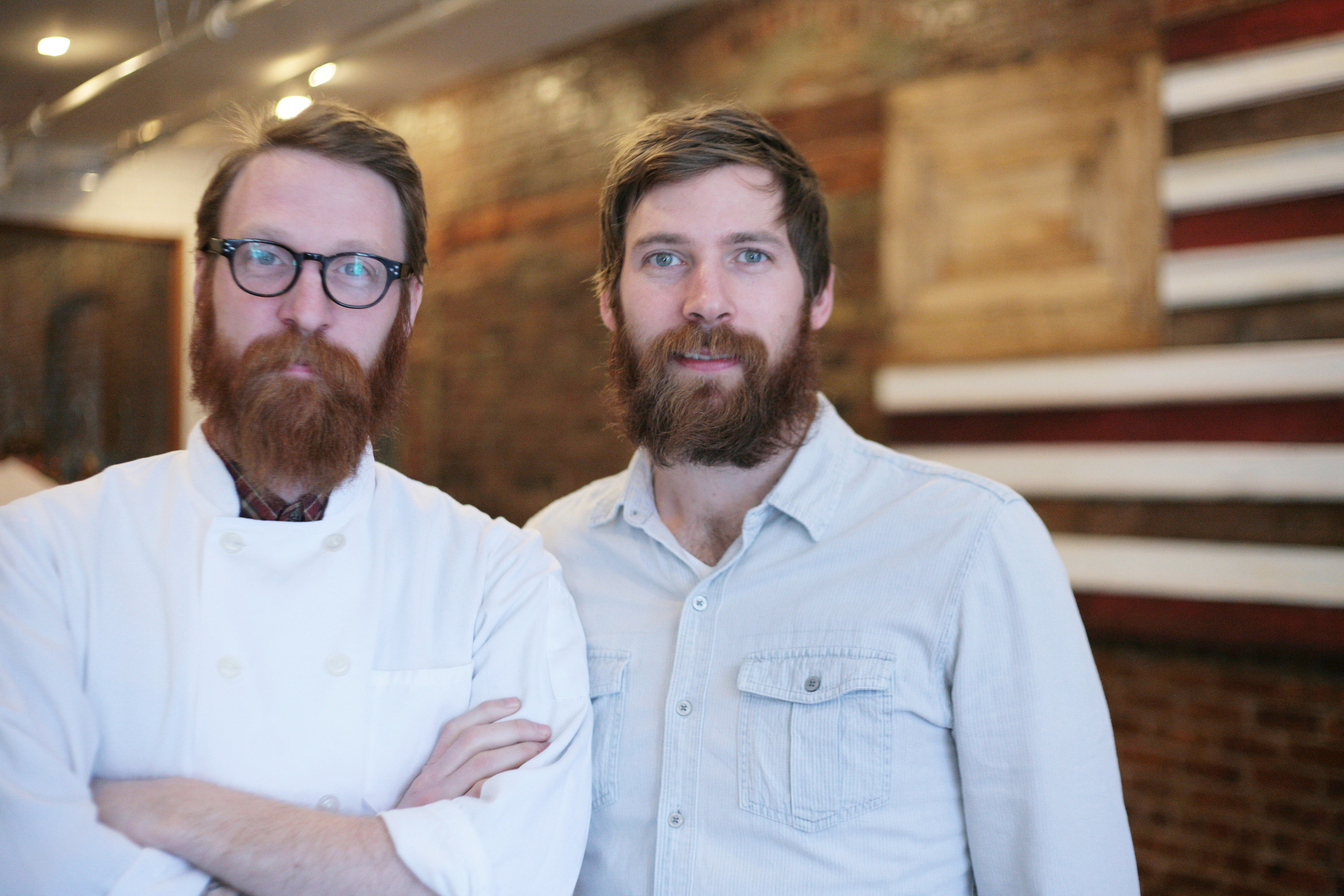 The Mast Brothers -  photo by Jammi York