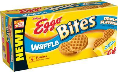 Kellogg's Eggo Bites Waffle