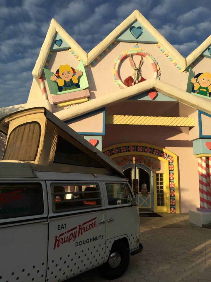 Krispy Kreme® Celebrates National Superhero Day