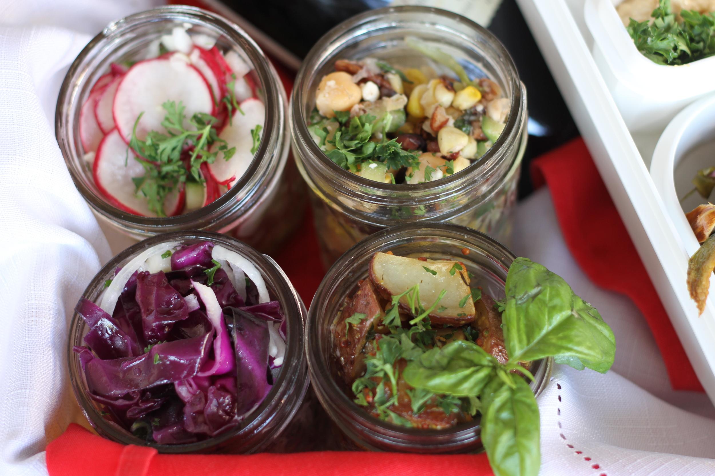 Simple Summer Salad Combinations