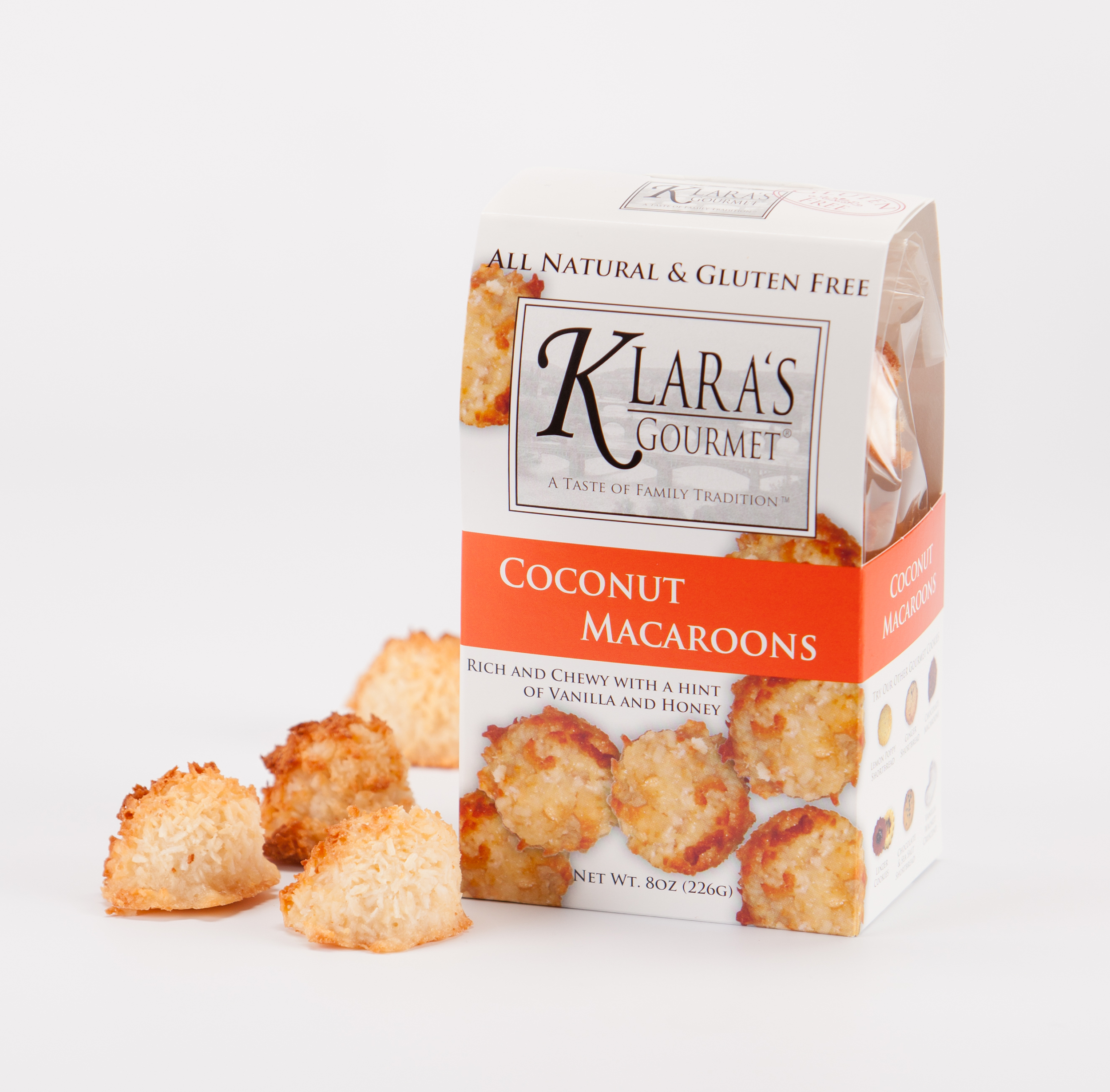 Klara's Gourmet Cookies - A Czech Family Tradition